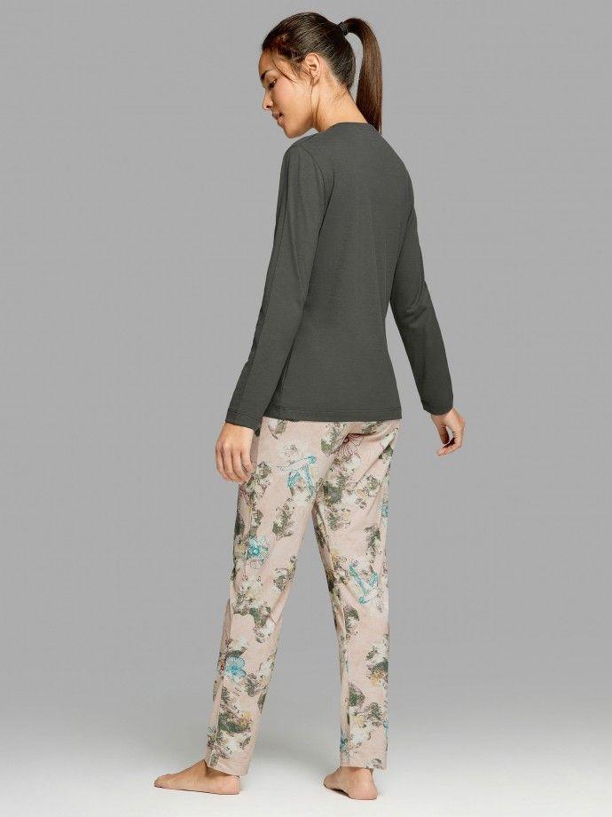 Pijama Floral Elysian