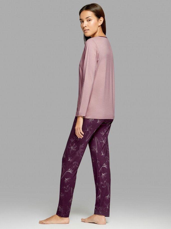 Pijama Floral Garden