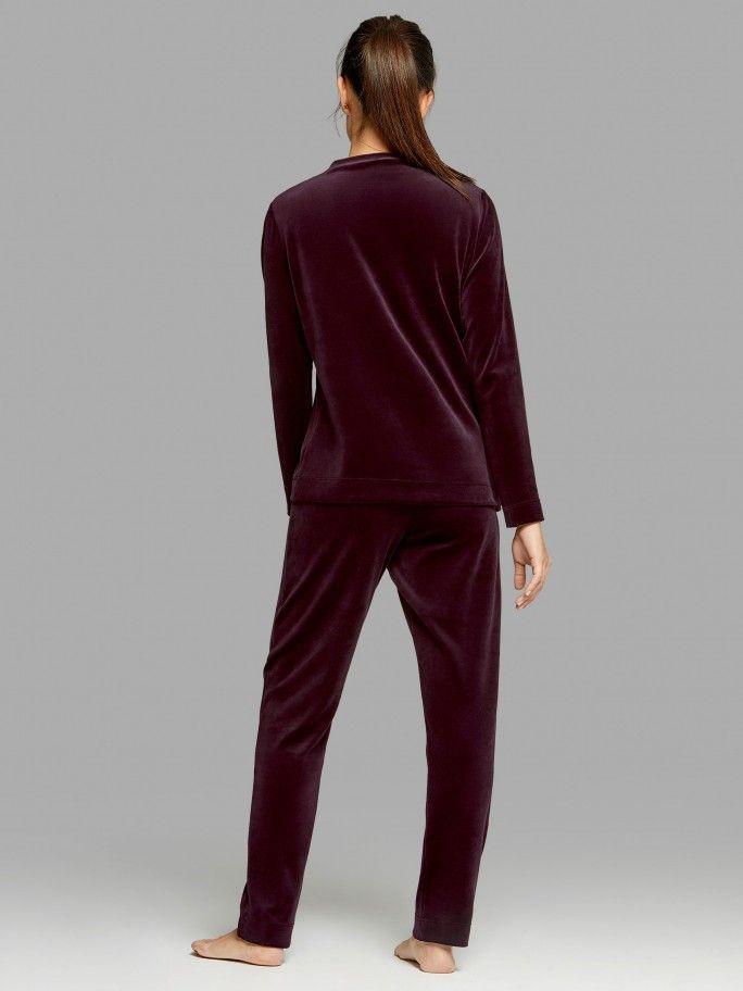 Pijama Velour