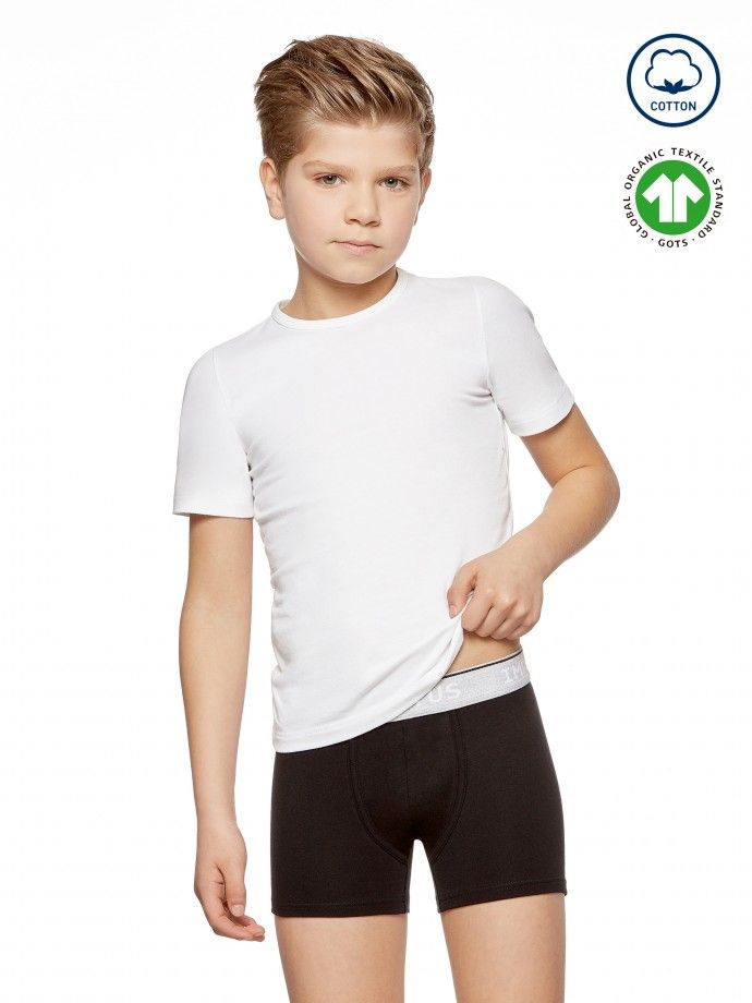 Junior t-shirt cotton Organic