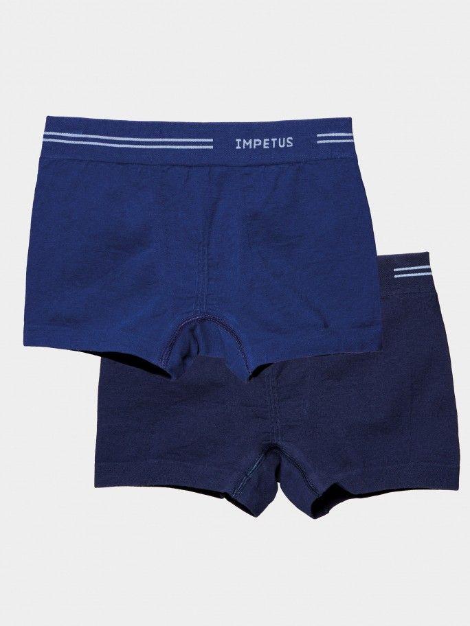 Pack 2 boxers Seamless Junior