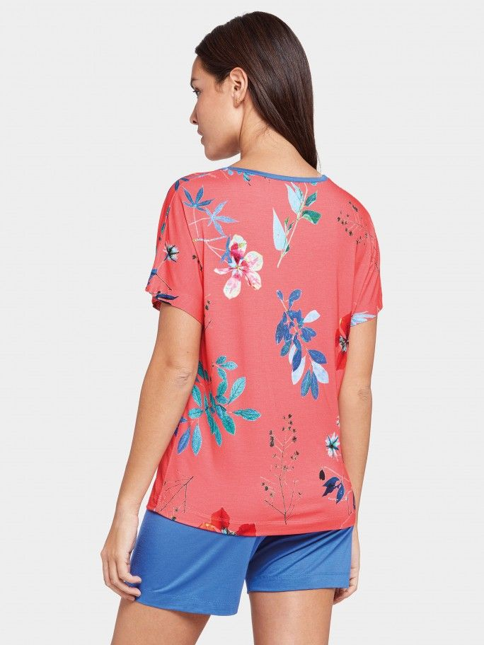 Pijama Floral Hanami