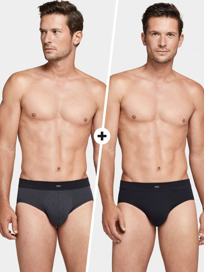 2 Pack Briefs Fern