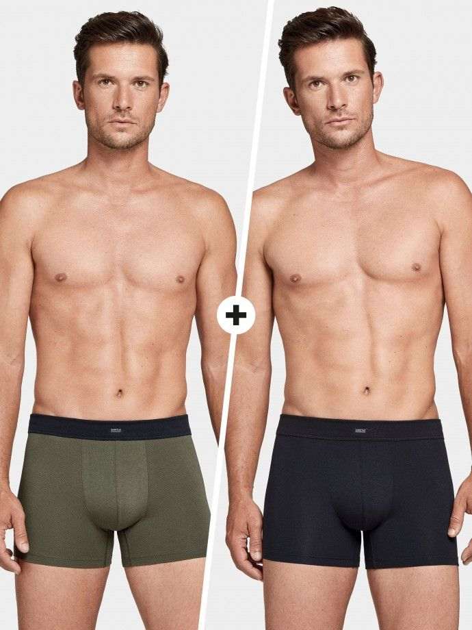 2 Pack boxers Fern