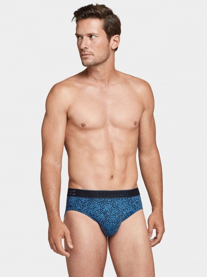 Brief exotic print Atlantis