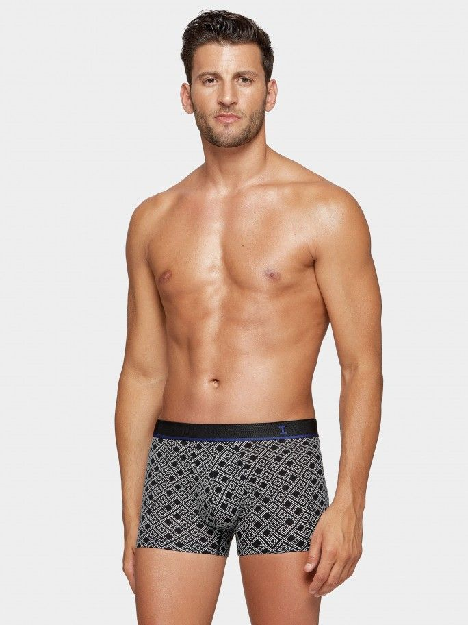 3 Pack Boxers I Am Idealistic