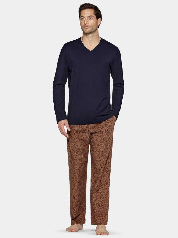 Woven Pyjama Oak