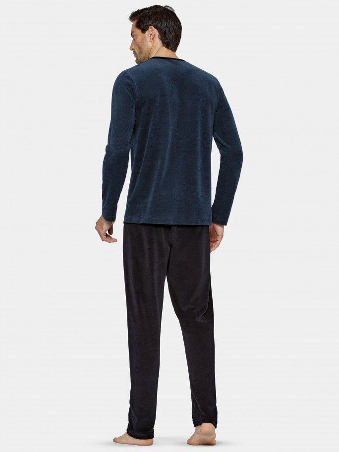 Pijama Veludo Abalone