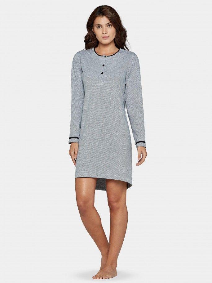 Camisa de Dormir Bio Cotton