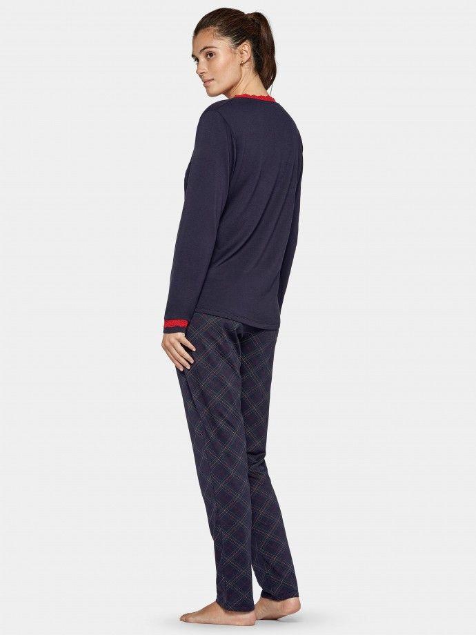 Pijama Xadrez